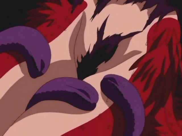 Anime Porn Pics Moving Tentacles - Red Headed Hentai Gal Fucked By Tentacles and Dickgirl